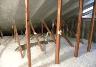 Dallas Blown Fiberglass Cellulose Attic Insulation Contractor Perkins Inc