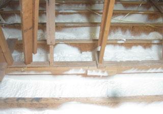 Dallas Spray Foam Insulation Contractor Perkins Inc