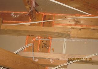 Dallas Attic Floor Air Sealing Perkins Inc