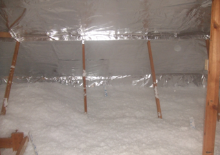 Dallas Foil Attic Radiant Barrier Contractor : Perkins Inc